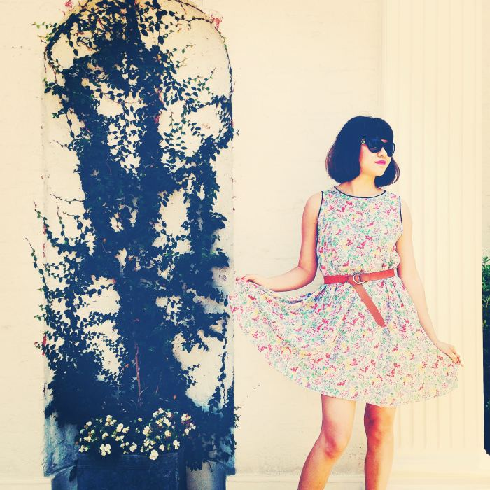 blog dress